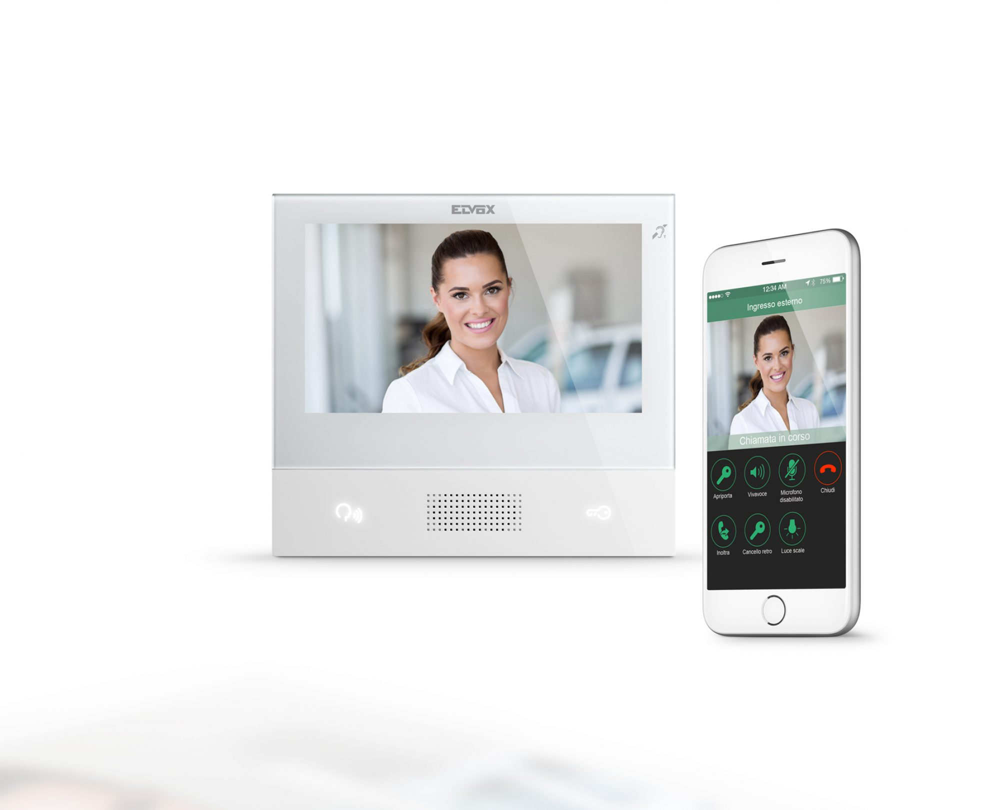 Elvox Video Door by MIEG Corporation
